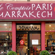 Spa Pariscomptoir-paris-marrakech (Paris 9eme)