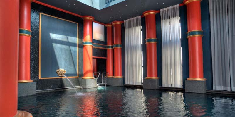 Nuxe spa grand hotel de bordeaux 33000 bordeaux for Salon the bordeaux