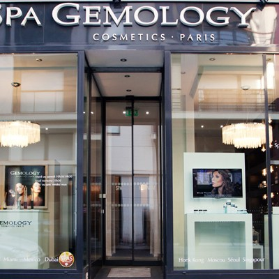 Hammam Parisspa-gemology (Paris 17ème)